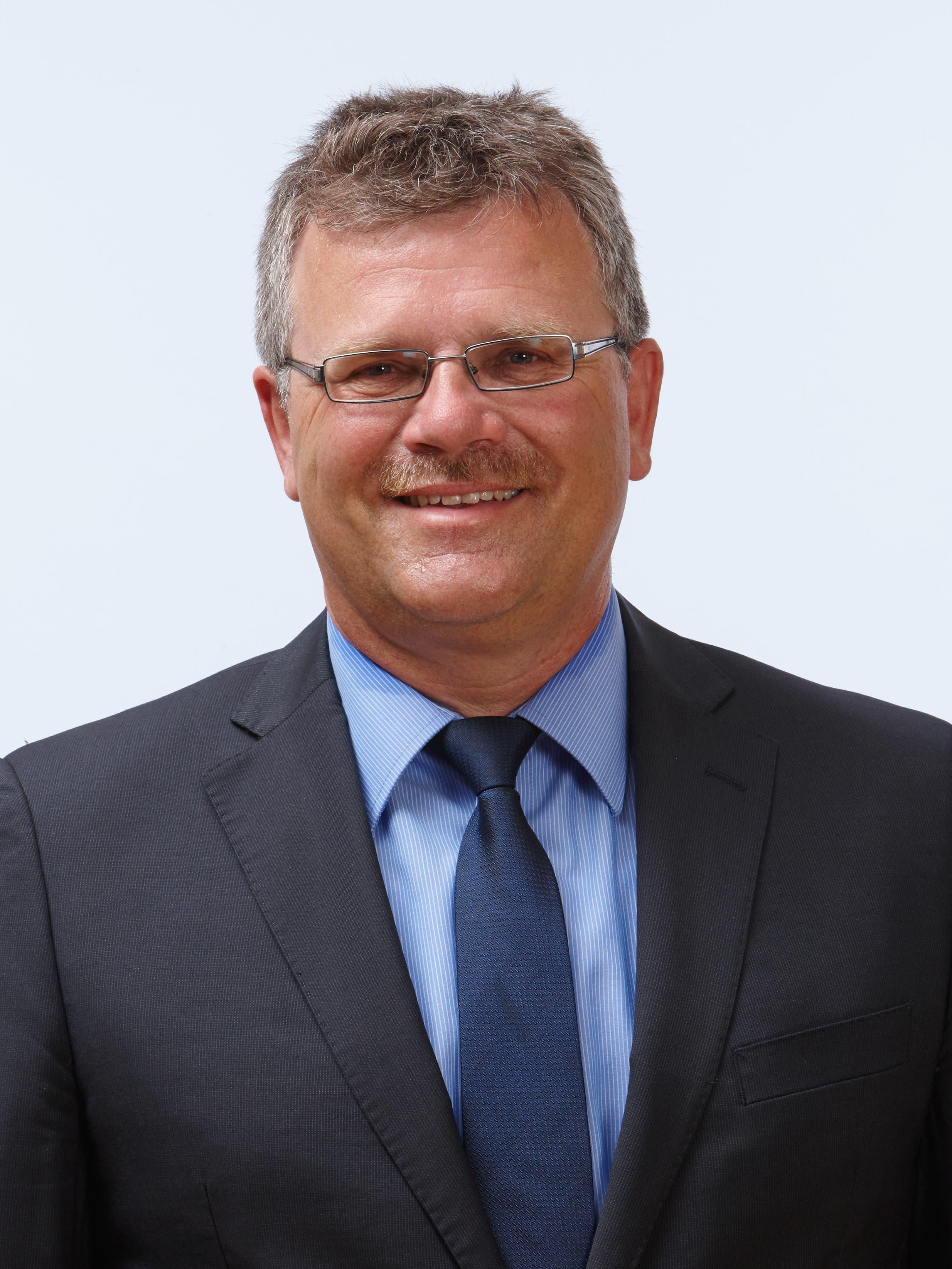 Gewählt: Patrick Meier, CVP (bisher)
