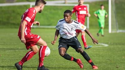 Ob das Fussballderby zwischen Abtwil-Engelburg und Winkeln in dieser Saison nochmals stattfindet, ist derzeit fraglich. (Bild: Michel Canonica (St.Gallen, 15. September 2019))