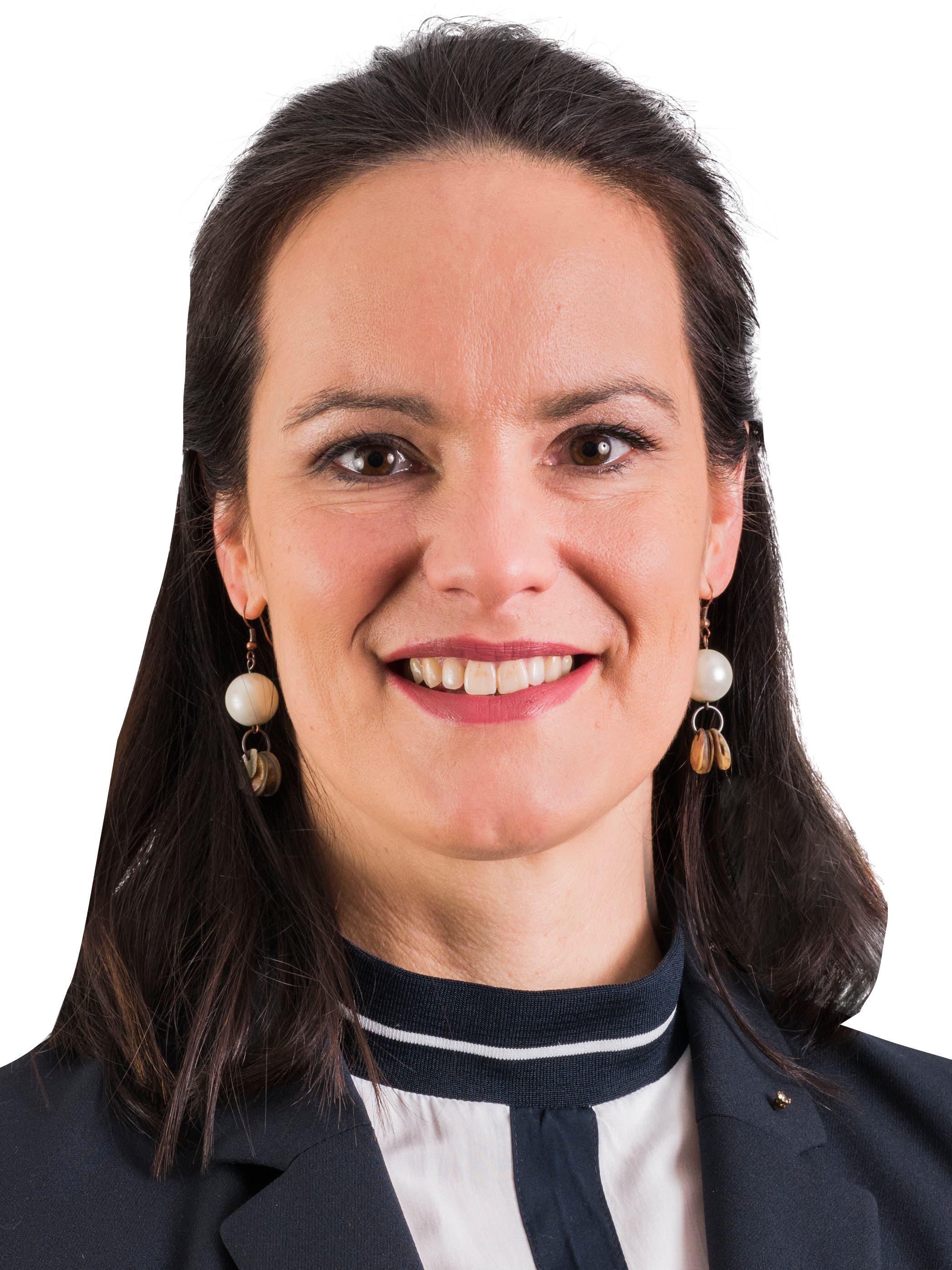 Michaela Tschuor, CVP (bisher)