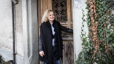 Beim Spatenstich im Dezember 2018 war dieBesitzerin Ursula Trucco voller Vorfreude. Heute stehen härtere Zeiten bevor. (Bild: Manuela Jans-Koch (Dierikon, 22. Dezember 2018))