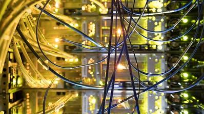 Internet- und Telefonverbindungen laufen in diesen Tagen heiss