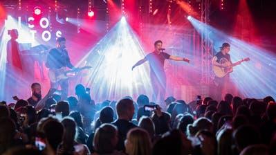 Bye bye, BBC Open: Ein Bild des letztjährigen Festivals. (Bild: PD/Hannes Thalmann)