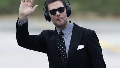 Quarterback Tom Brady wechselt zu den Tampa Bay Buccaneers