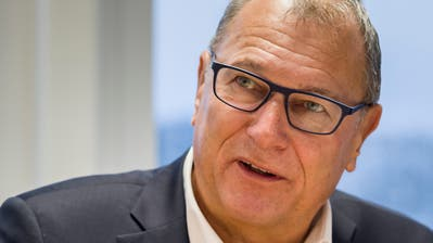 André Dosé war 2001 der erste Swiss-Chef, 2004 trat er zurück. (Bild: Kenneth Nars / BLZ)