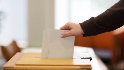 Eine persönliche Stimmabgabe an der Urne wird am 19. April nicht möglich sein. (Bild: PD)