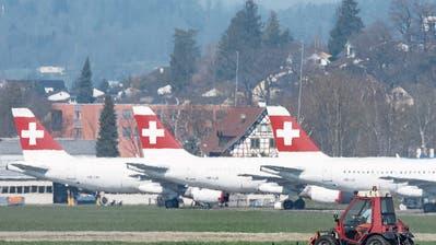 Bilanz des Schreckens: Plötzlich geht es ums Überleben der Swiss