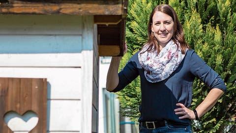Im Notfall bietet zweifache Mutter in der Hirslanden KlinikSt.Anna in Luzern Hilfe an