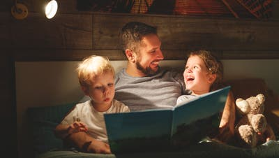 Ende gut, alles gut: Kaum eine Kindergeschichte schert aus. (Evgenyatamanenko / iStockphoto)