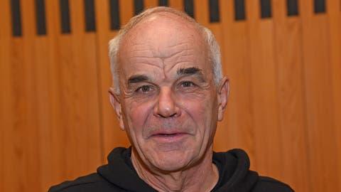 Martin Kopp, entlassener Generalvikar derUrschweiz. (Bild: Robert Hess (Sarnen, 28. Januar 2020))