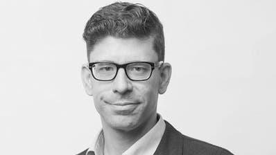 Jérôme Martinu, Chefredaktor (Bild Luzerner Zeitung)