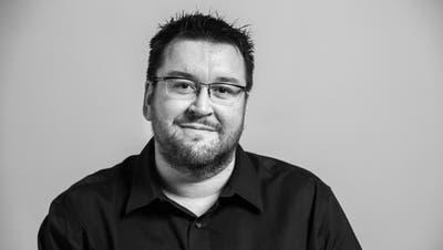 Matthias Hafen, Sportredaktor. (Bild: Reto Martin)