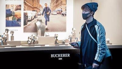 Corona-Virus sorgt für Kurzarbeit bei vielen Luzerner Firmen – Confiserie Bachmann installiertWärmebildkamera