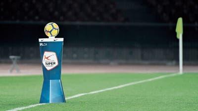 Wegen Corona-Virus: der Fussball in der Schweiz ruht noch länger
