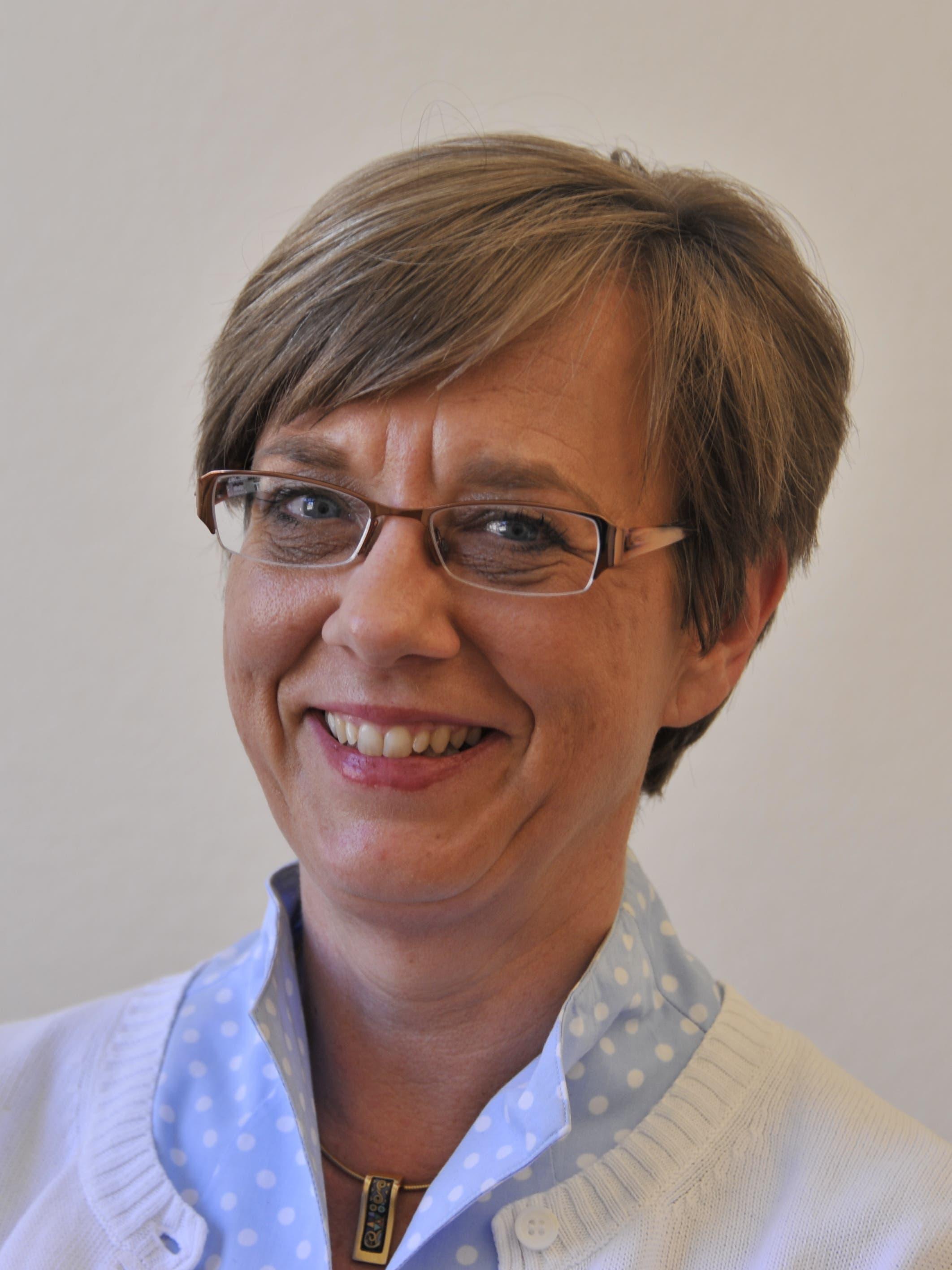 Gewählt: Christine Bouvard Marty, CVP (bisher)