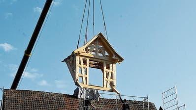 «Wieder in den ursprünglichen Zustand bringen» – Ein 400 Jahre altes Haus nahe Wattwil bekommt Lukarnen
