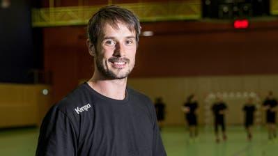 Weltklasse in der Kreuzbleiche: Bo Spellerberg übernahm Mitte 2018 bei St.Otmar als Spielertrainer. (Bild: Mareycke Frehner (26. Juli 2018))