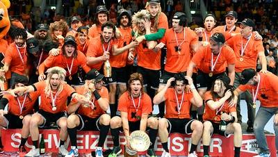 Keine Meister im Schweizer Handball