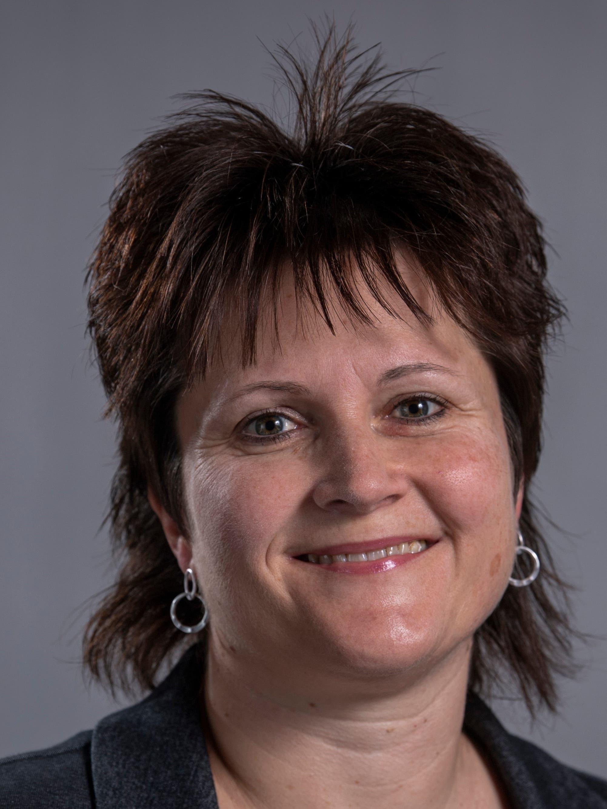 Gewählt: Renate Gerber-Schärt, FDP (bisher)