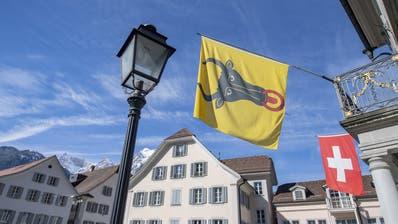 Das Rathaus in Altdorf. (Bild: Urs Flüeler/Keystone (8. März 2020))