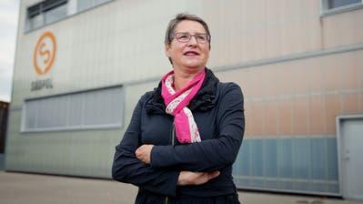 Ursula Stämmer-Horst ist mit 61 Jahren verstorben. (Bild: Philipp Schmidli)