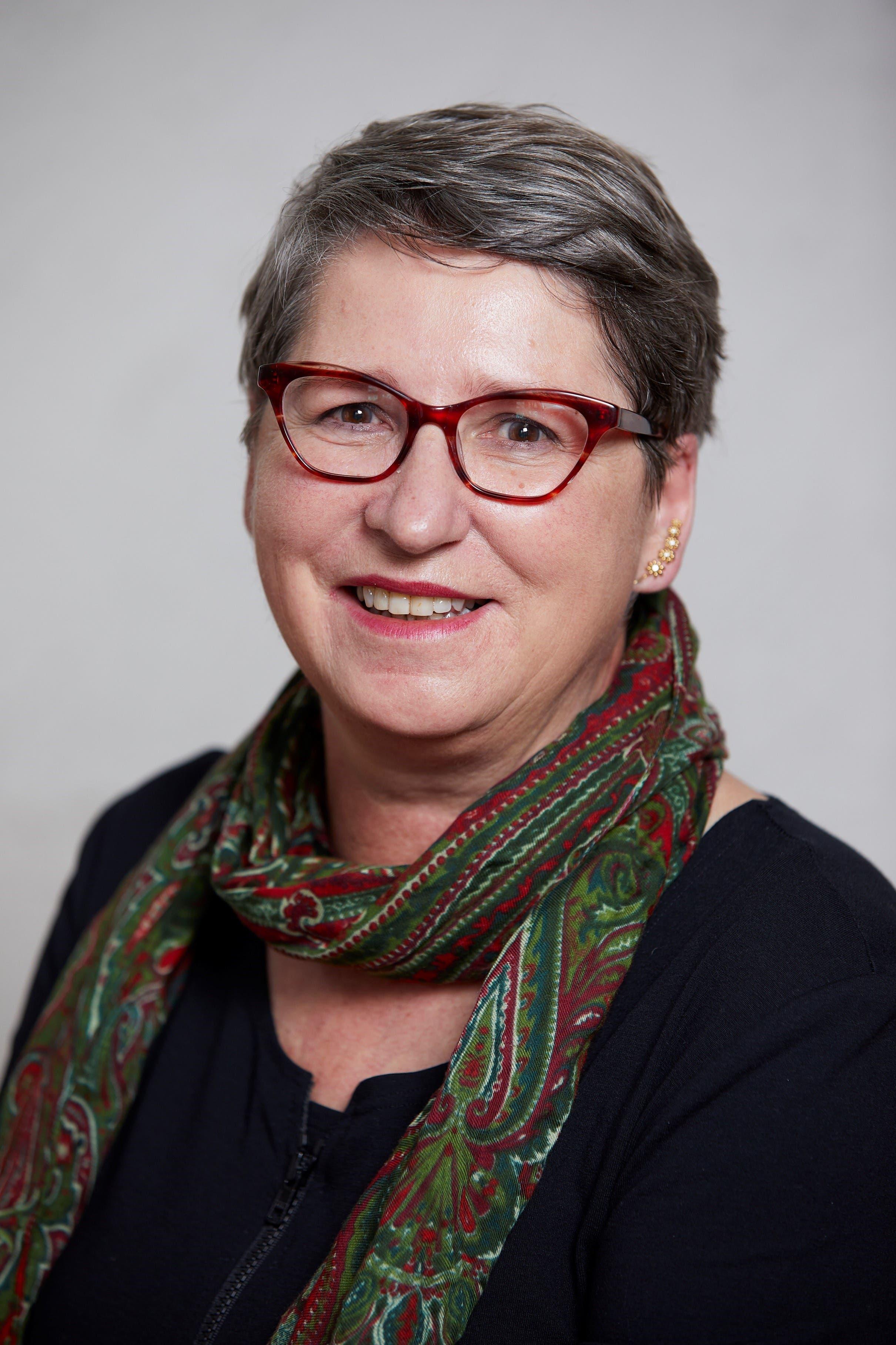 Ursula Stämmer-Horst.