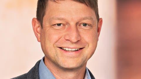 Patrick Siegenthaler gibt das Schulpräsidium auf Ende September ab. ((Bild: PD))