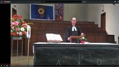 Heiliger Geist 2.0: In Frauenfeld gehen die beiden Kirchgemeinden mit der Seelsorge online, um die Kirchgänger weiterhin abholen zu können