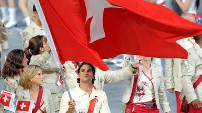 Swiss Olympic und die Swiss Olympians, die Vereinigung aktueller und früherer Olympia-Teilnehmer, fordern eine Verschiebung der Spiele. (Bild: Keystone)