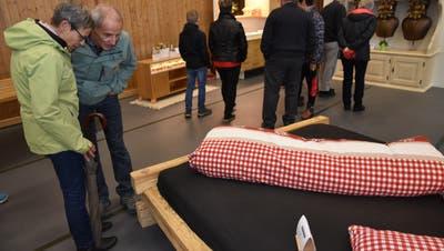 Die Freizeitarbeitenausstellung zieht jedes Jahr rund 5000 Besucherinnen und Besucher an. (Bild: APZ)