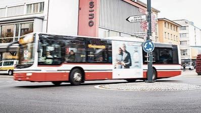 Frauenfelder Stadtbusse verkehren nur noch eingeschränkt