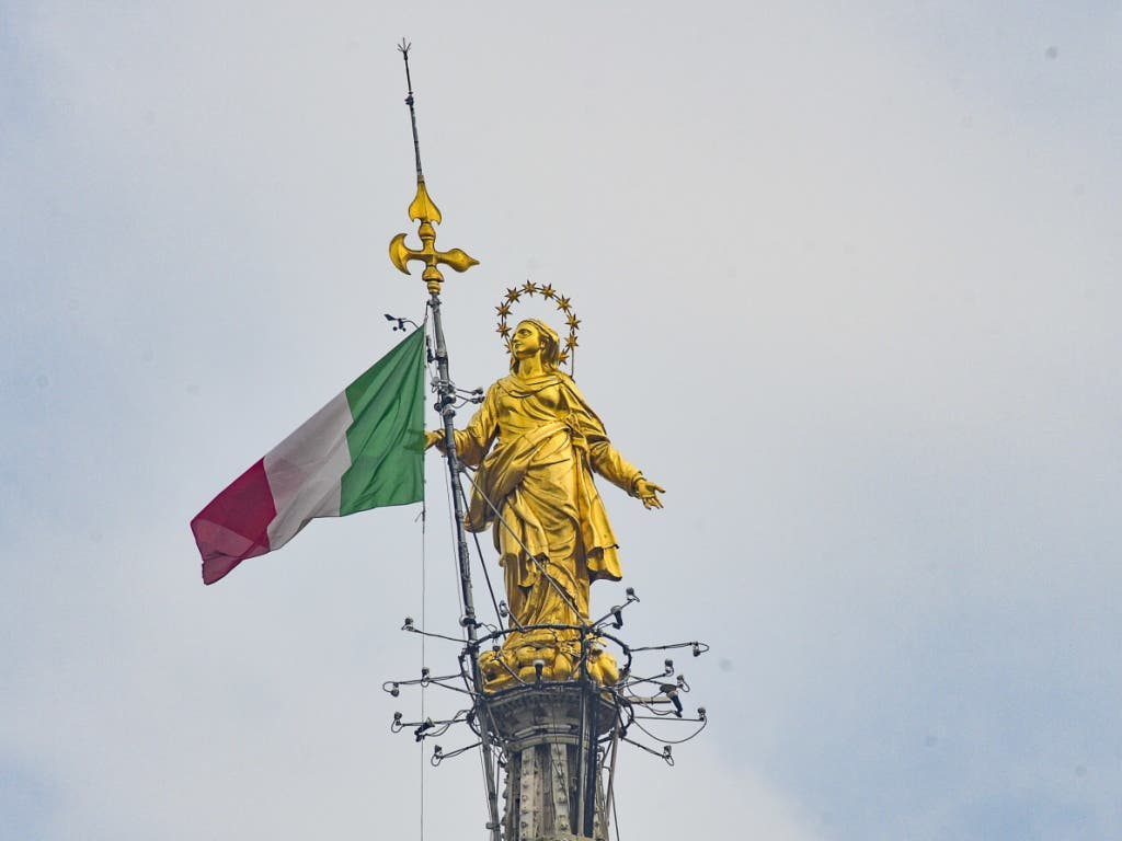 Italien leidet stark an den Folgen des Coronavirus.