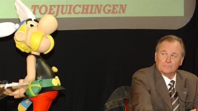 Goscinny und Uderzo waren das kreative Duo hinter den Asterix-Geschichten. (Bild: Keystone)