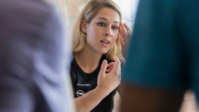 Nicola Spirig lässt ihre sportliche Zukunft offen. (Bild: Keystone)
