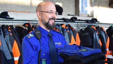 «Eine Busse sollte das letzte Mittel sein», sagt Daniel Hug,Gruppenchef der Mobilen Polizei Thal. (Bild: PD)