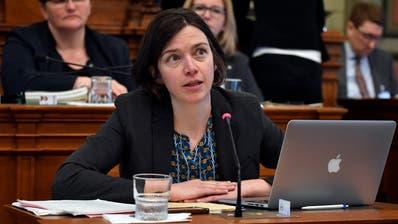 «In Zeiten der Not legitim»: Bettina Surber, Co-Fraktionschefin der SP St.Gallen. (Bild: Regina Kühne)