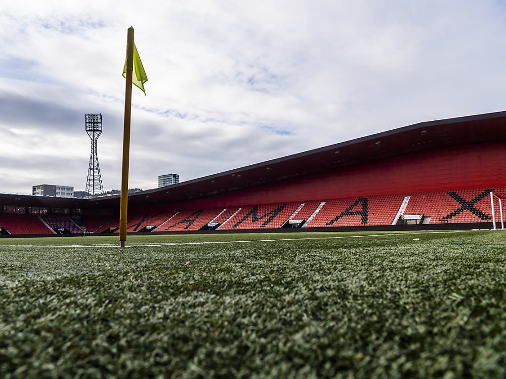 Die Stadien der Super League bleiben noch lange leer - womöglich wird erst im Juni wieder gespielt