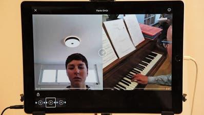 Klavierunterricht via Skype: Wie die Musikschule Toggenburg mit der Coronakrise umgeht