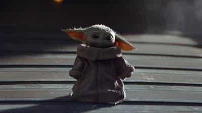 Ein Kind, das schnucklige Baby Yoda, ist der Star der Serie «The Mandalorian». (Bild: Imago Images)