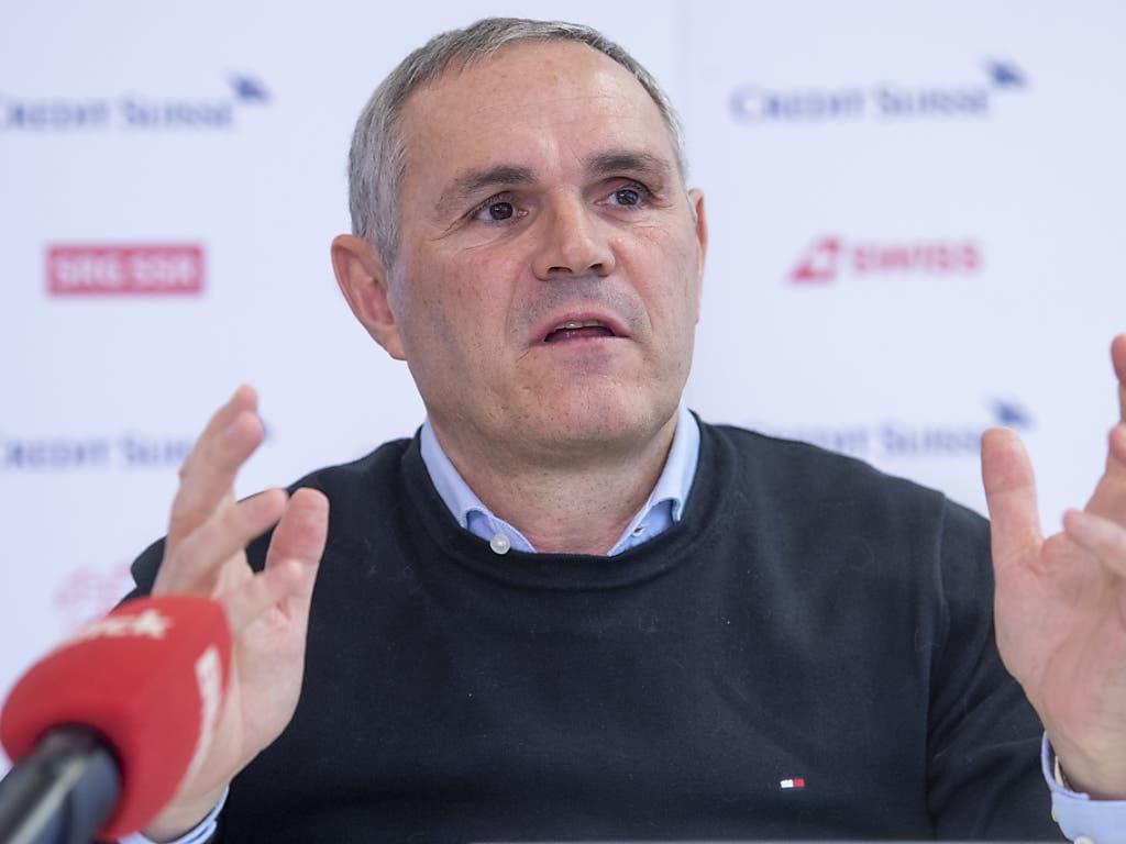 Pierluigi Tami ist ebenfalls ein SFV-Direktor, allerdings explizit fürs Nationalteam zuständig