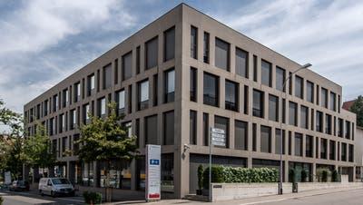 Stadthaus in Sursee. (Blid: Pius Amrein (22. Juli 2019))