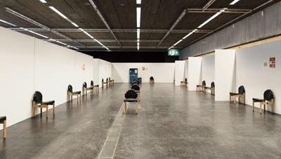 Social Distancing: In den Hallen wird auf genügend Abstand geachtet.
