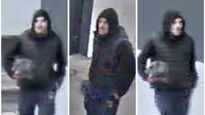 Ein weiteres Fotos des unbekannten Mannes. (Bilder: Luzerner Polizei)