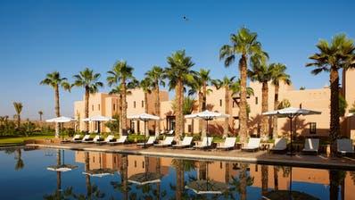 Mehr Gäste, weniger Gewinn für die Hapimag. Im Bild das Resort in Marrakesch. (Bild: PD)