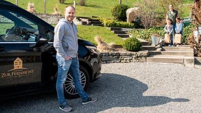 Tobias Funke liefert neu auch Essen nach Hause. (Bild: PD)