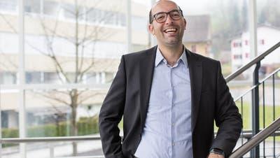 Kilian Graf, neuer CVP-Gemeinderat in Dierikon. (Pd / Luzerner Zeitung)
