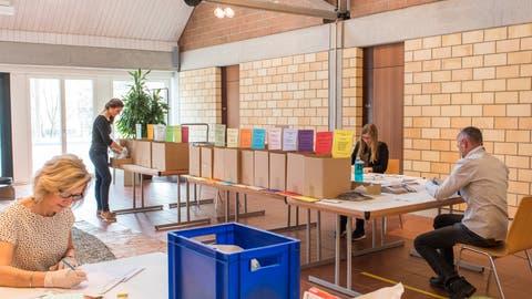 Gemeinderatswahl, Symbolbild - Gemeinderatswahl, Symbolbild (KEYSTONE/CHROMORANGE/Ernst Weingartner) (Ernst Weingartner / CHROMORANGE)