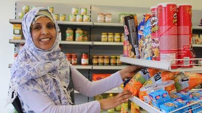 Gemüse, Gefrorenes und äthiopisches Geschirr - Rorschach hat einen neuen «Tante-Emma»-Laden