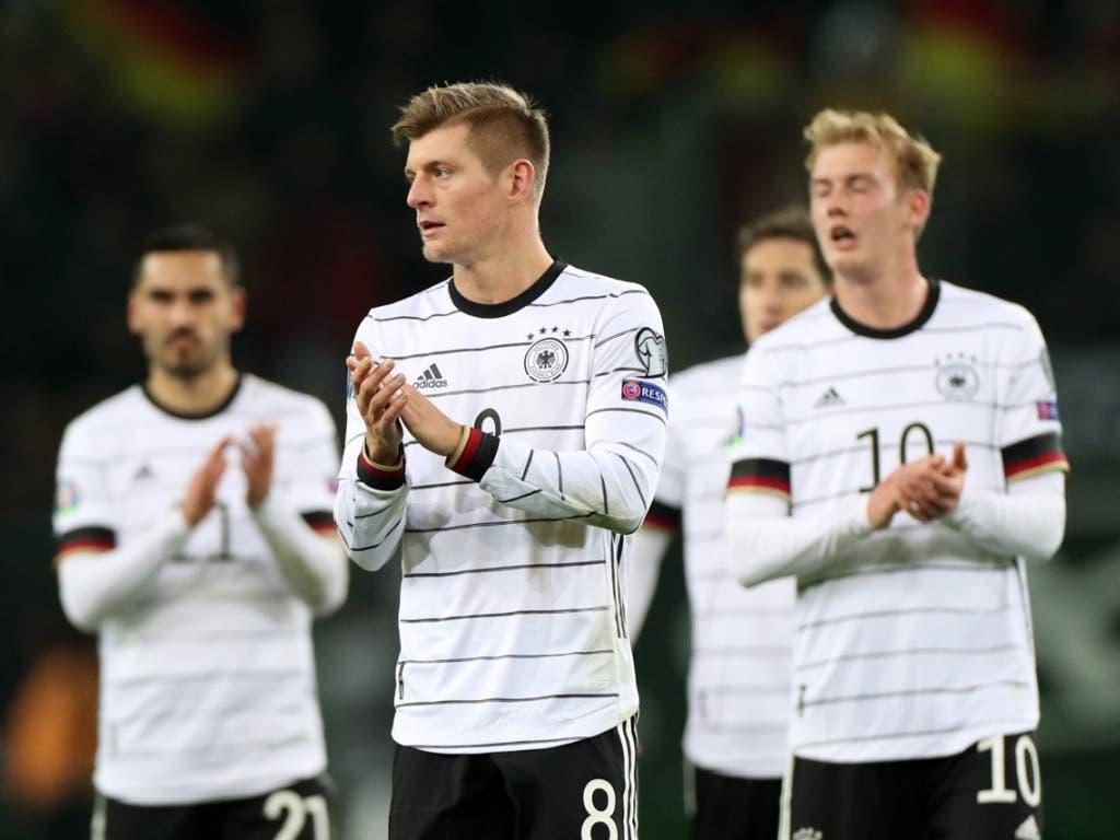 Toni Kroos ist einer der Routiniers im deutschen Team