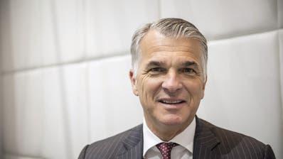 Sergio Ermotti verlässt die UBS im Herbst 2020. (Bloomberg)