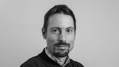 Robert Knobel, Ressortleiter Stadt/Region. (Bild: LZ)